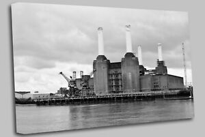 Battersea-Power-Station-London-Canvas-Wall-Art-Picture-Print