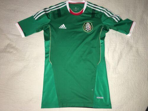 Adidas Techfit Edición Limitada Mexico 2010 Copa Del Mundo Camiseta de Fútbol