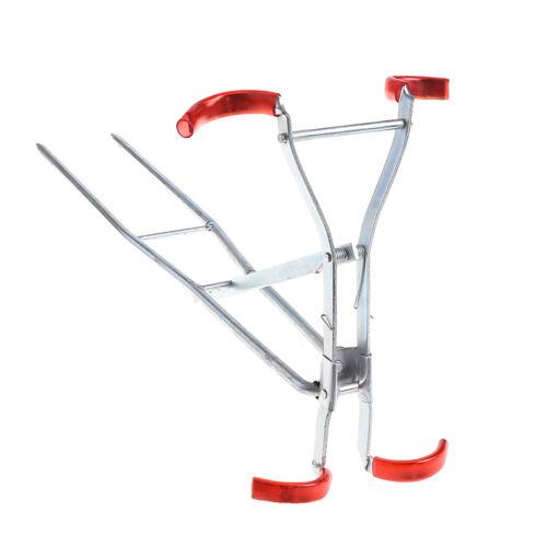 Adjustable Double Pole Bracket Fishing Rod Stand Holder Sea Fishing Tackle /_HK
