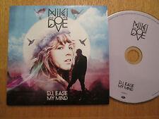 Niki And The Dove – DJ, Ease My Mind - UK 3 Track  Promo 2012