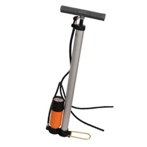 Bicycle 380349 7bar 07bar Presta Silverline Track Pump 0-100psi 0-7bar