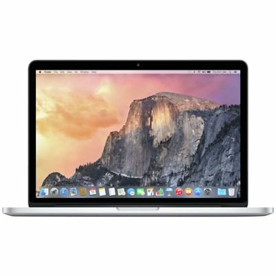 Apple MacBook Pro with 13.3 Inch Retina Display 2.7 Ghz 8GB 128GB