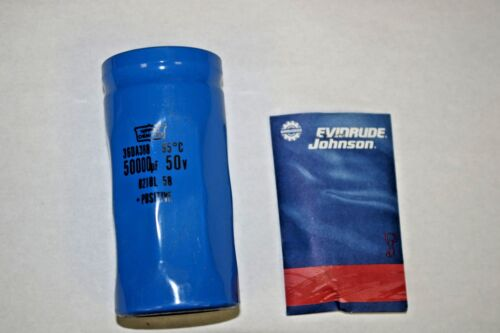 Evinrude New P//N 3010206 Bombardier. Johnson Filter Capacitor