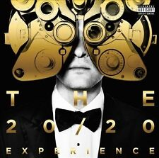NEW!!  The 20/20 Experience - 2 of 2 by Justin Timberlake (CD, Sep-2013) NWT $13