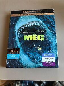 THE-MEG-4K-ULTRA-HD-BLURAY-DIGITAL-Jason-Statham-Bingbing-Li-Rainn-Wilson