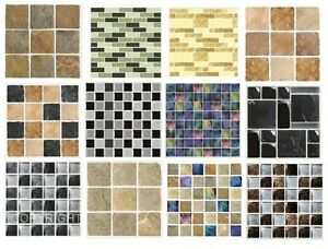 Mosaic Tile Stickers Transfers
