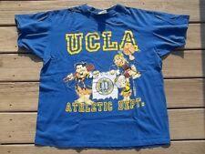 Vintage XL Cartoon UCLA T-Shirt 90's Flintstones College University California