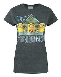 Minions-Egyptian-Women-039-s-T-Shirt