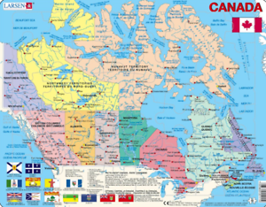Map Of Canada Puzzle.Details About Map Of Canada With Flags Frame Board Jigsaw Puzzle 29cm X 37cm Lrs K11 V1