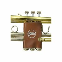 Vincent Bach 8311tv Bach Trumpet Valve Guard In Tan Velcro