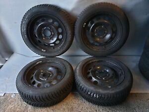 Pneus-hiver-complet-essieu-BMW-1er-e81-e82-e87-e88-195-55-r16-87-h