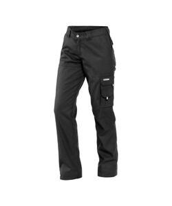 Dassy LIVERPOOL Womens Work Trousers, Black, Navy, Grey