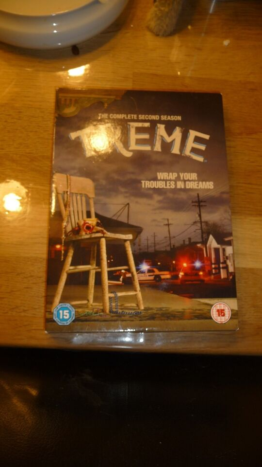 Treme, DVD, TV-serier