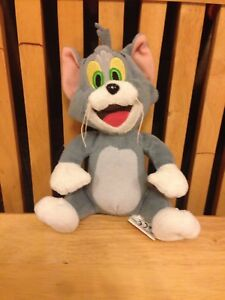 Tom-From-039-Tom-And-Jerry-039-Soft-Toy-8-034