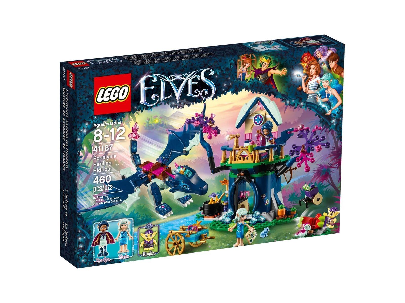 Lego Elfos 41187 rosadolyns Heilendes Escondido Nuevo Embalaje Original Misb