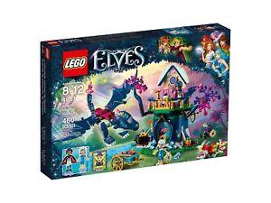 Lego Elves 41187 Rosalyns Heilendes Cachette Neuf Emballage D'origine Misb