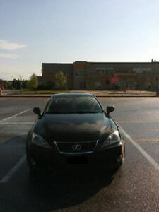 2008 Lexus IS 250. Low km 135K. $12,900. Senior Driven.