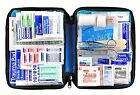 First Aid Kit Emergency Medical Survival Bag Military Home Car Travel 299 Piece
