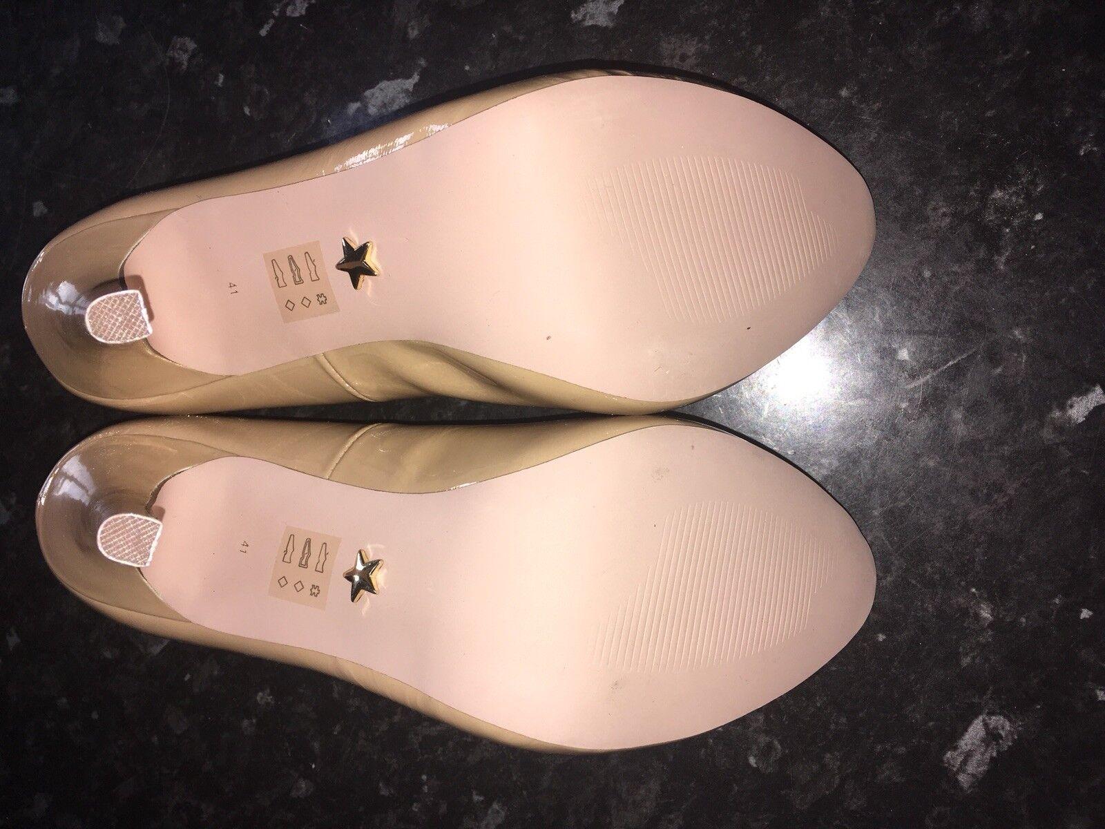 Kurt Geiger Nude P&P Shoes Size 41/8 FREE P&P Nude 8e8e32