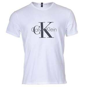 4e831b21fefeb Calvin Klein Men s CK Origins Short Sleeved Crew Neck T-Shirt ...