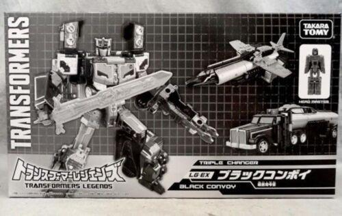 Transformers Legends LG-EX Black Convoy Tokyo Toys Show 2017 exclusive