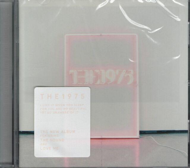 THE 1975 - I LIKE IT WHEN YOU SLEEP......     *NEW & SEALED 2016 CD ALBUM*
