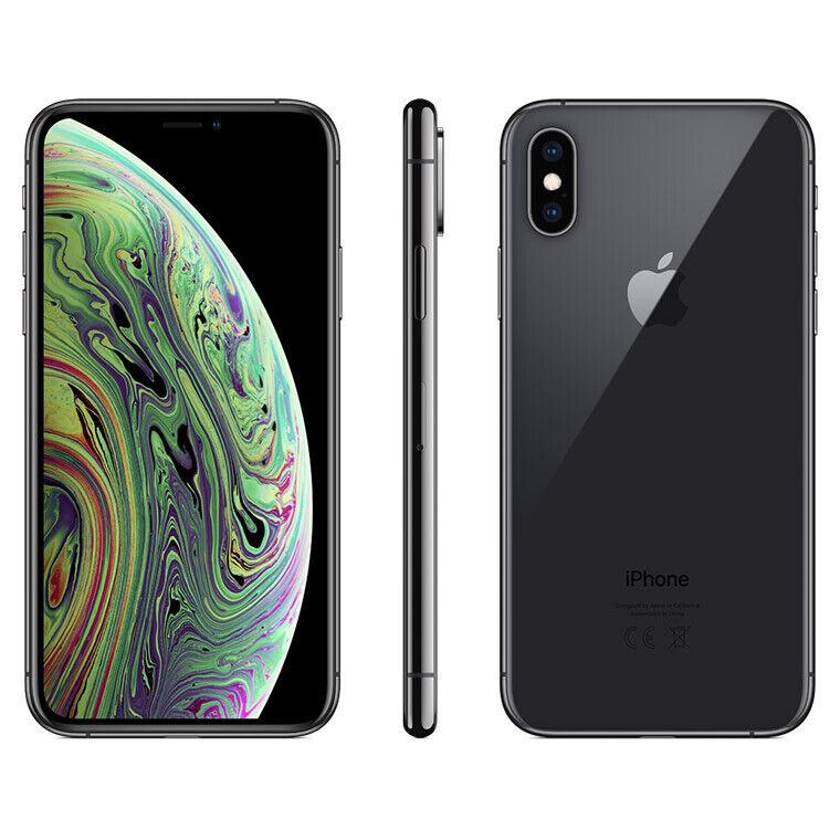 iPhone: APPLE IPHONE XS 256 GB GRIGIO RICONDIZIONATO GRADO A + GARANZIA 12 MESI