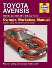 Toyota Avensis Service and Repair Manual by Haynes Publishing Group (Paperback, 2013)