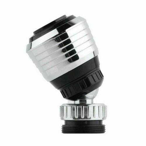 360° Swivel Faucet Head Nozzle Filter Aerator For Kitchen Water Saving Tap New