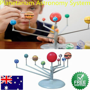 Details about Solar System & Planetarium 3D Planets Model Toy Gift for  Children Child Kids EC