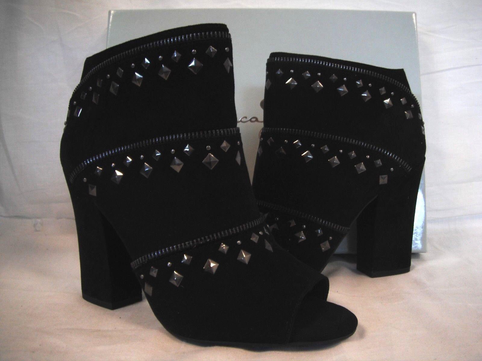 la migliore moda Jessica Simpson Simpson Simpson Dimensione 6.5 M Midara nero Ankle avvioies New donna scarpe NWOB  grandi offerte