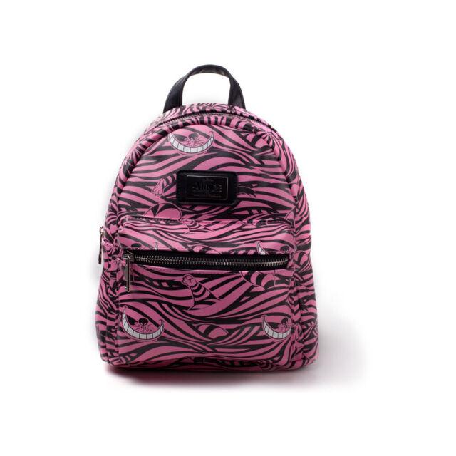 tanie jak barszcz wylot online jakość Official DISNEY Alice in Wonderland Cheshire Cat Backpack Rucksack BAG Gift