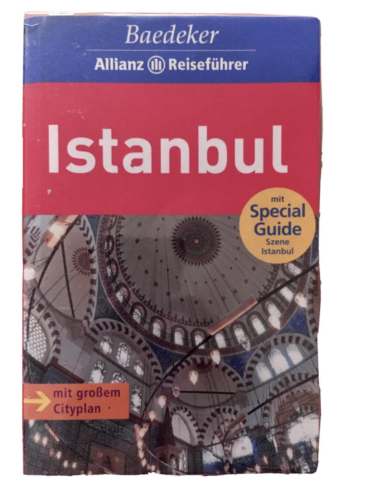 Istanbul. Baedeker Allianz-Reiseführer von Achim Bourmer (2010, Taschenbuch)