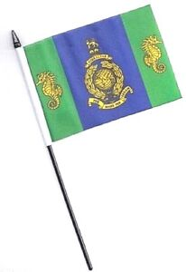 Logistic Regiment Royal Marines Flag 5Ft X 3Ft British Military Banner New