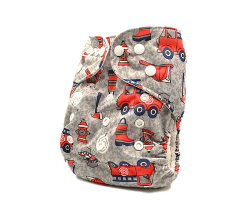 New Adjustable Babies Boy Modern Cloth Nappies MCNs Diaper Boyish Nappy D999