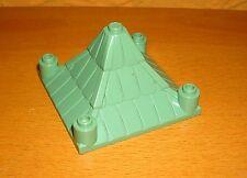 Lego Harry Potter Turmspitze 6x6 30614 sand grün aus 4706 4705 4704 4702