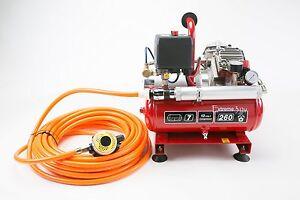 Nardi extreme 3 electric compressor 12v 50 39 hose hookah - Electric dive hookah ...
