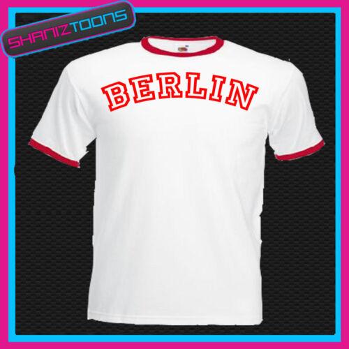 BERLIN RINGER RETRO FUNNY TSHIRT