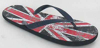 Para Hombre Union Jack en navy/red/white a0032 Ideal Para everyday/beach Wear