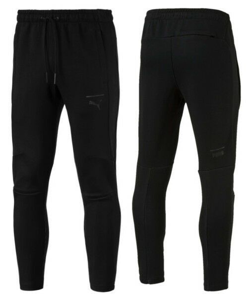 f7768a9eab22 PUMA Pace Primary Pants Trousers Black F01 S for sale online