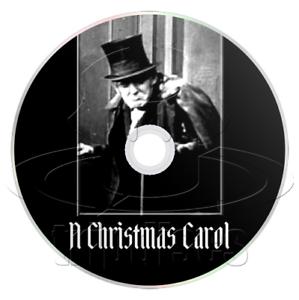 A-Christmas-Carol-1910-Short-Drama-Fantasy-Movie-Film-on-DVD