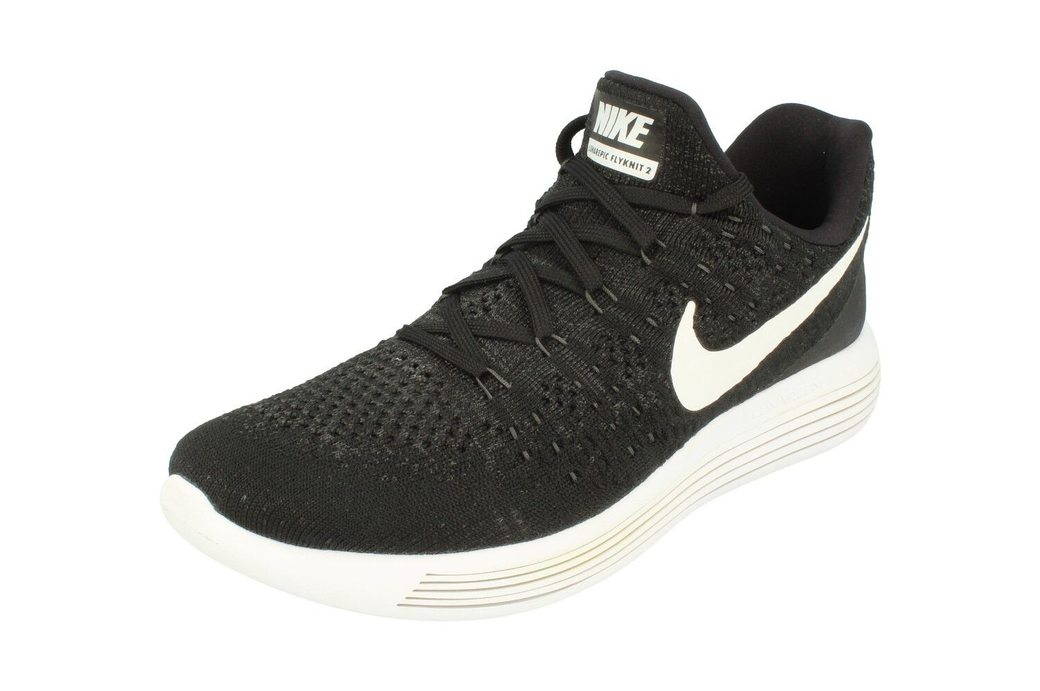 Nike Lunarepic Low Flyknit 2 Homme Running Trainers 86372018 Sneakers Chaussures 001
