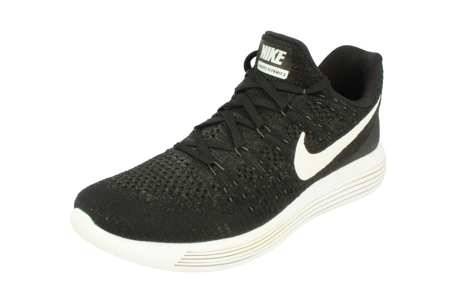 Nike Lunarepic Niedrig Flyknit Trainers 2  Uomo Running Trainers Flyknit 863779 Sneakers Schuhes 001 154d40