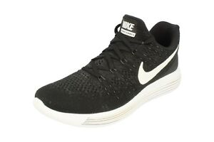 64ef8b5b5f0bc Nike Lunarepic Low Flyknit 2 Mens Running Trainers 863779 Sneakers ...