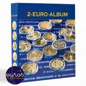 Album-NUMIS-pour-pieces-de-2-euros-de-l-039-annee-2018-Tome-7-LEUCHTTURM-359222