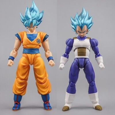 DRAGON BALL Accesorios cabezas custom Trunks Super Saiyan 2 para SHF Figuarts