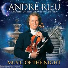 ANDRE RIEU ( NEW SEALED CD & DVD ) MUSIC OF THE NIGHT