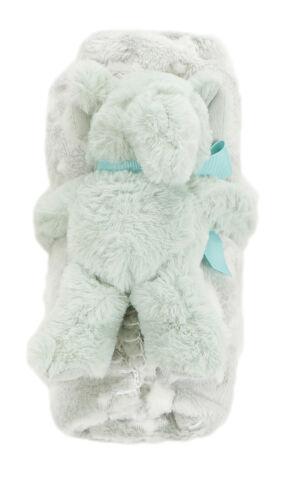 Baby Kuscheldecke Baby Decke Kuscheltier Stofftier Schmusedecke CL 0033