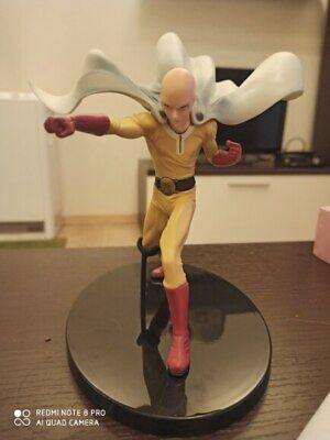 Saitama Sensei One Punch Man 15cm PVC Figure Statue New Loose