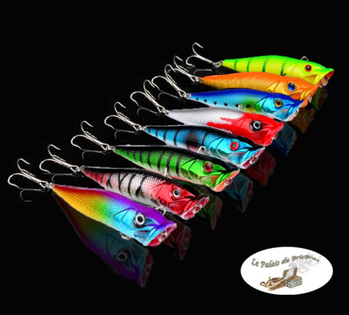 Fish decoy swimmer popper 88mm 12gr fishing pike-perch trout pike perch